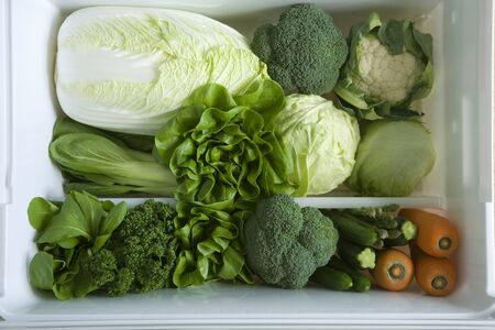 compartment: Vegetable compartment