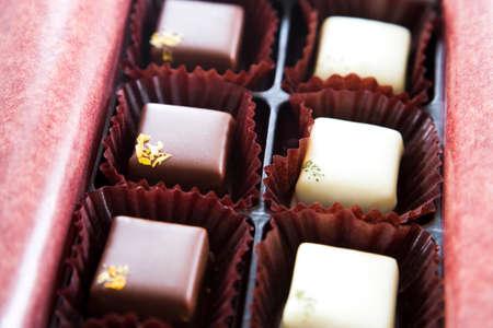 assortment: Chocolate assortment