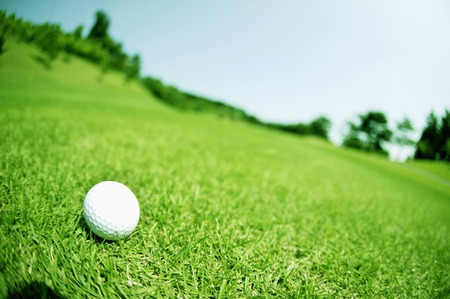 ゴルフ コース 写真素材 - 46831524