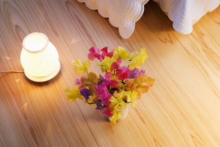 sweet pea flower: Aroma and flowers