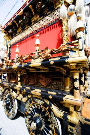 annual events: Takayama Festival