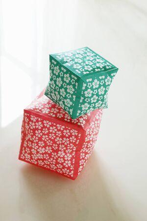 gokayama: Paper balloon
