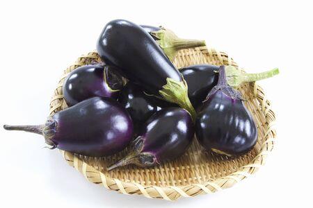 entered: Eggplant entered the colander