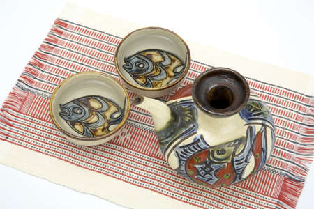 tableware life: Tsuboya ware  Liquor