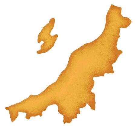 prefecture: Niigata Prefecture map