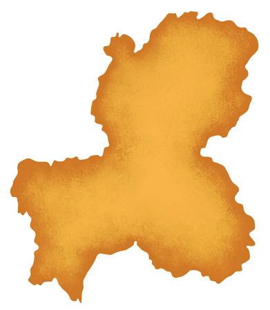 prefecture: Gifu Prefecture map