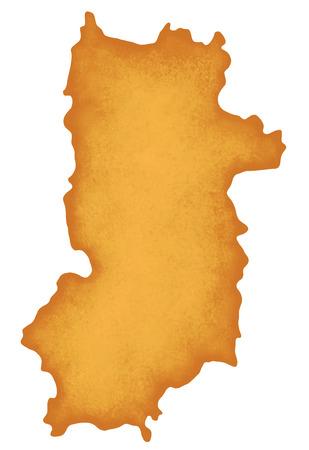 prefecture: Nara Prefecture map