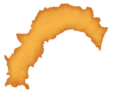 prefecture: Kochi Prefecture map