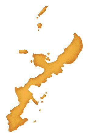 prefecture: Okinawa Prefecture map