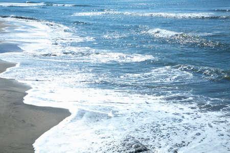 ocean waves: Ocean and waves Stock Photo