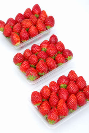 grime: Packs of strawberry