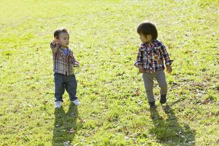 Small boys
