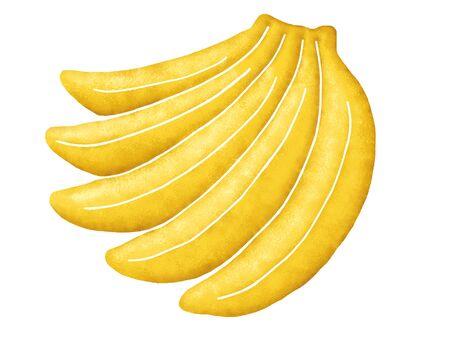 provisions: Banana Stock Photo