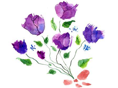 phantasy: Bouquet Stock Photo