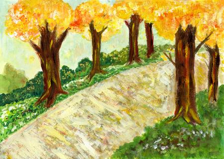 ginkgo: Ginkgo trees