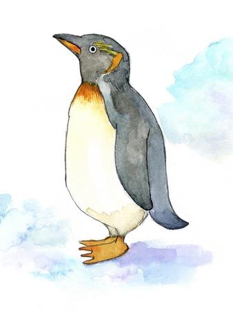 schoolyard: Penguin