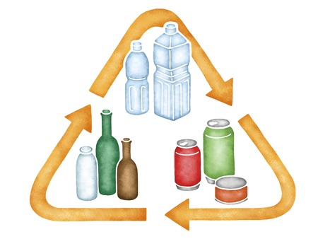 recyclable waste: Recyclable waste