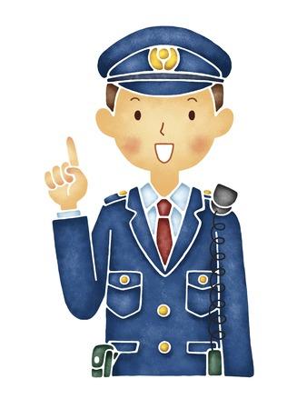crime prevention: Police