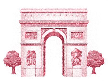 gaulle: Arc de Triomphe
