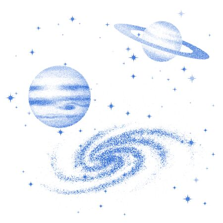 galaxies: Galaxies and planets