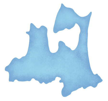青森県地図