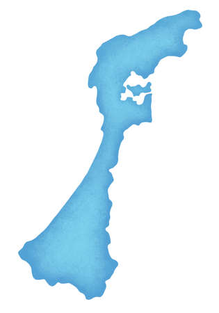 Ishikawa Prefecture map