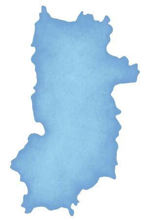 nara: Nara Prefecture map