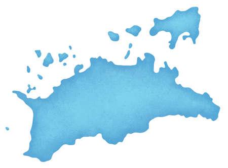 prefecture: Kagawa Prefecture map