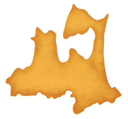 prefecture: Aomori Prefecture map