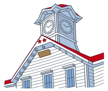 points of interest: Sapporo clock tower