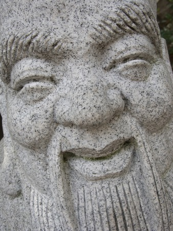 gods: Seven lucky gods Stock Photo