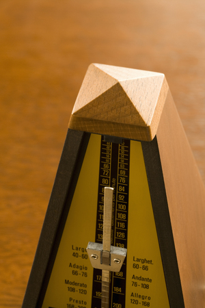 metronome: Metronome Stock Photo