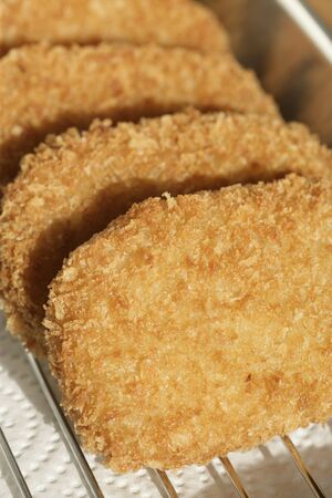aliments: Croquettes