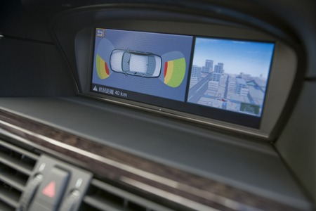 avoidance: Automotive sensors and navigation