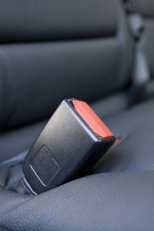 Seat belt of the car