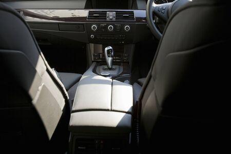 skinning: Automotive interior