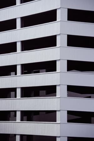 parking facilities: Multi-storey car park