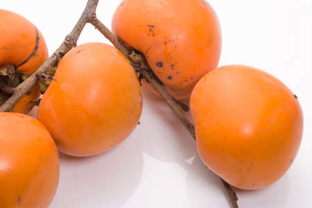 persimmon: Persimmon Stock Photo