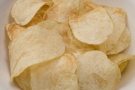 crisps: Crisps Stock Photo