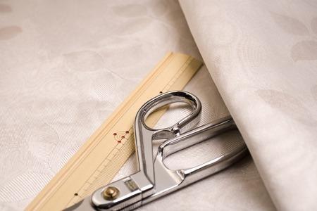 dressmaking: Dressmaking Stock Photo
