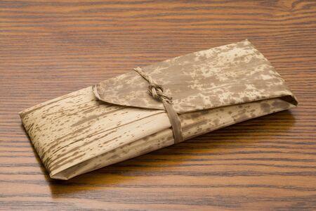 mottled skin: Skin of bamboo