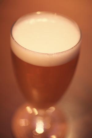 alchoholic: Draft beer