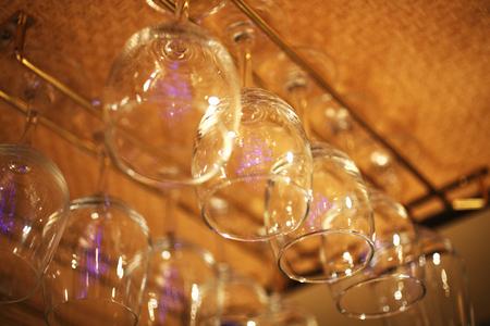 tableware life: Wine glass Stock Photo