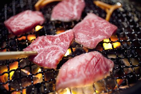 flesh colour: Roast meat
