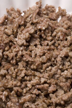 minced meat: Minced meat
