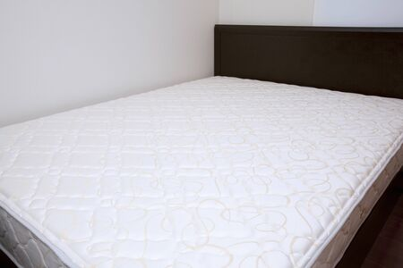 sleeping pad: Bed mat Stock Photo