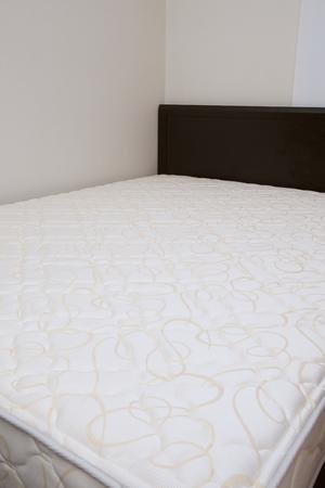 sleeping pad: Bed mat Stock Photo