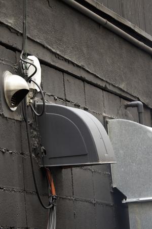 duct: Ventilation duct