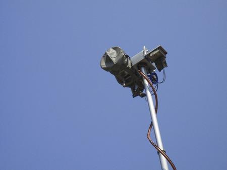 carrera de relevos: antena repetidora de televisi�n