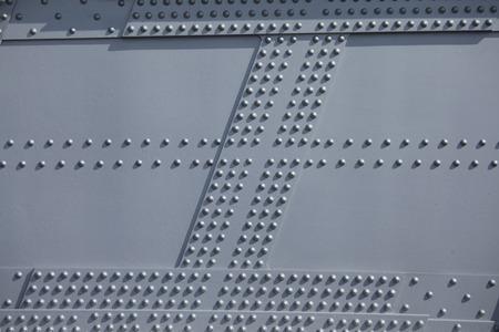 rivets: Steel and rivets